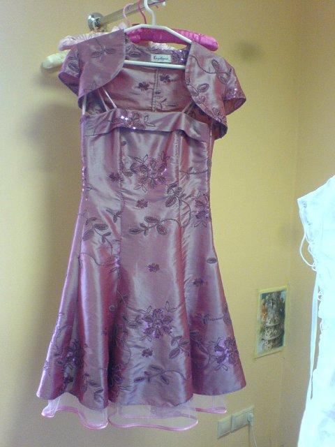J@M - moje popolnočné šaty,