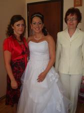 sesternica s krstnou mamou