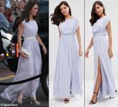 Levanduľové šaty značky asos. 9fb67e580dc