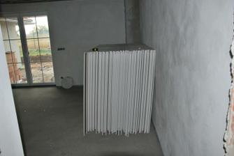 navezený sádrokarton na strop