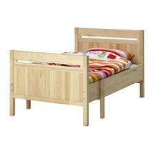 prodloužitelná postel z ikei pro budoucí potomky