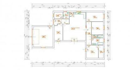 náš návrh zpracovaný projektantem