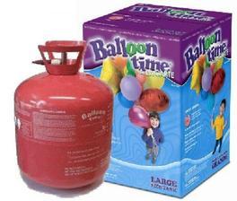 a do balonku helium... pěkný drahý, ale bude sranda :D