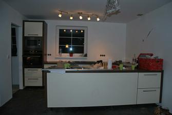 kuchyně 2. den večer