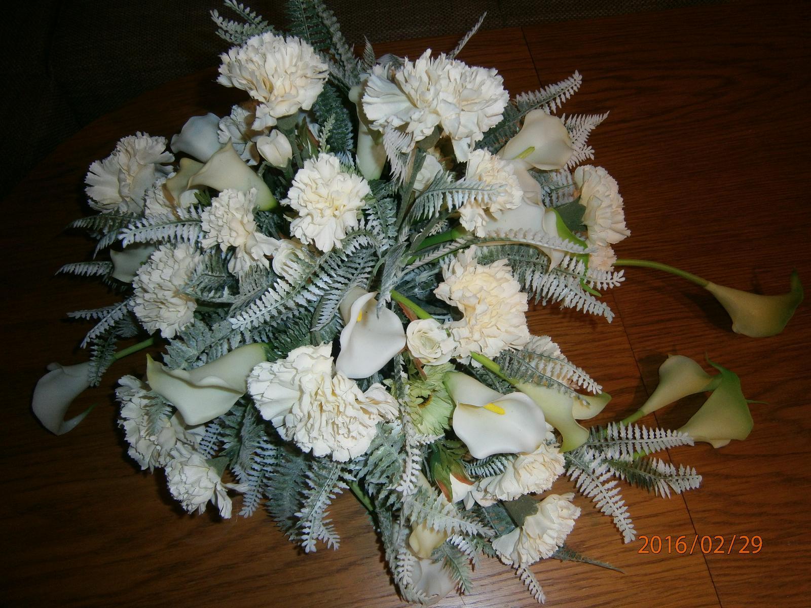 kytica na svadobné auto - Obrázok č. 1