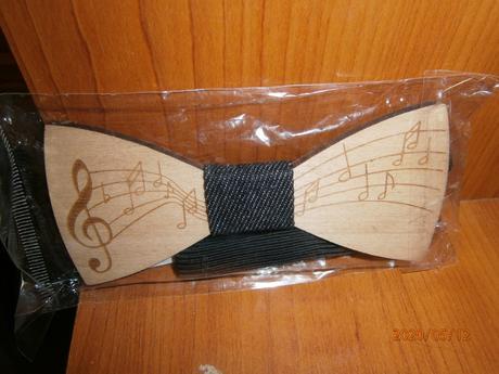 drevený motýlik 5 - Obrázok č. 1