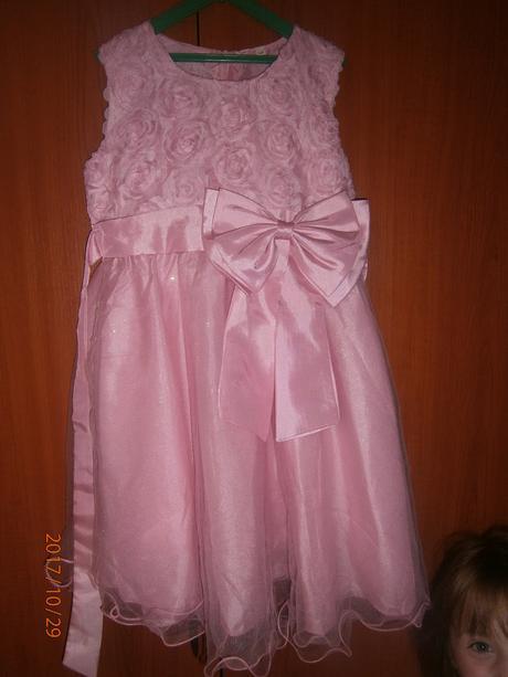 dievčenské spoločenské šaty - Obrázok č. 1
