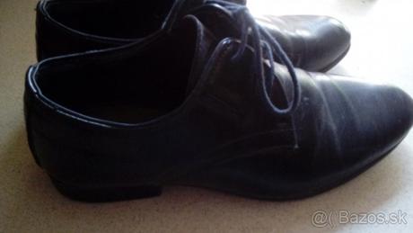 chlapčenské spoločenské topánky - Obrázok č. 1