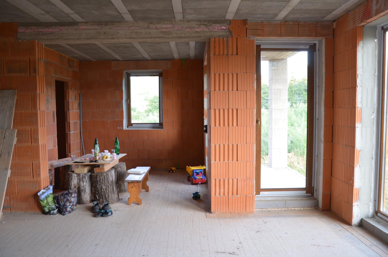 Náš budúci domov - okná 1.8.2015