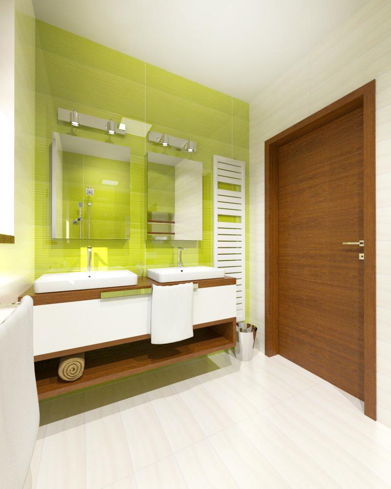 Náš budúci domov - Vizualizácia kúpeľňa deti