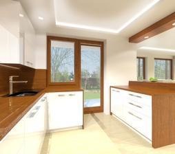 Vizualizácia kuchyňa