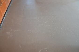 anhydrid podlahy