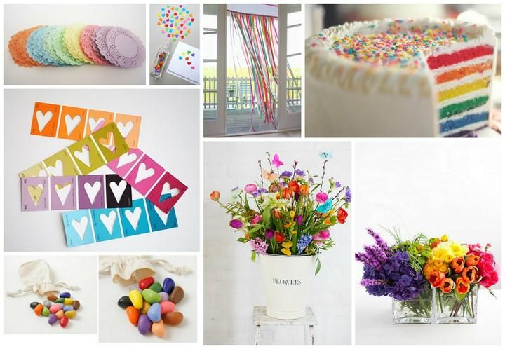 Variace, kombinace :) - Multicolor