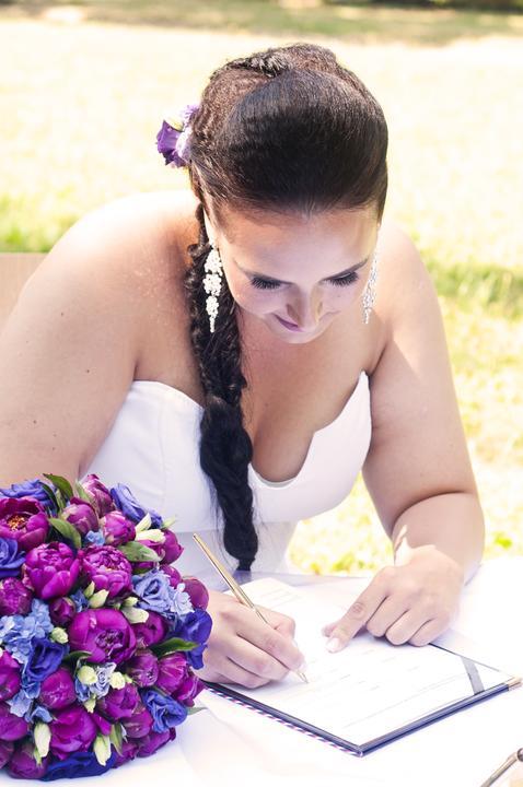 Svatební kytice :) - Obrázek č. 15