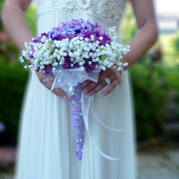 Svatební kytice :) - Obrázek č. 18