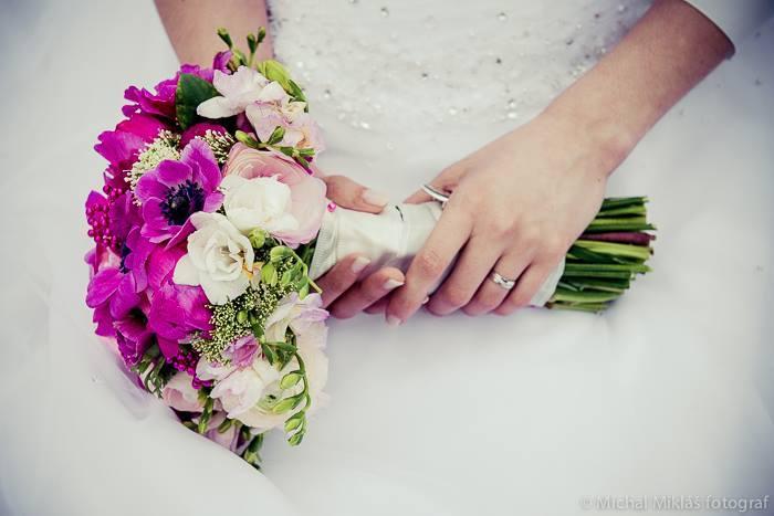 Svatební kytice :) - Obrázek č. 26