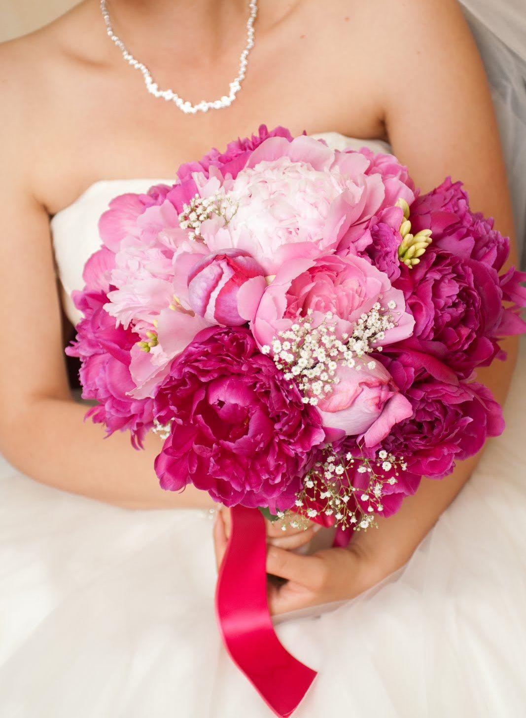 Svatební kytice :) - Obrázek č. 29