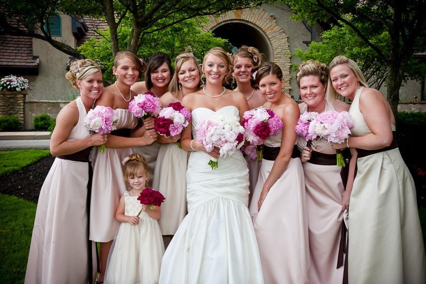Svatební kytice :) - Obrázek č. 36