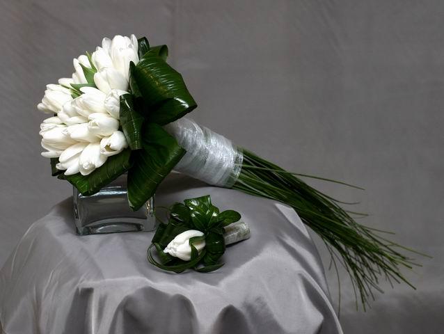 Svatební kytice :) - Obrázek č. 37