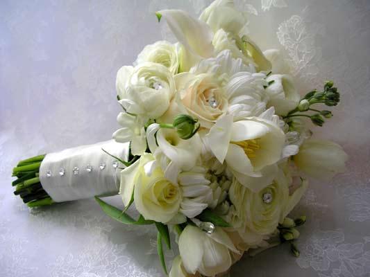 Svatební kytice :) - Obrázek č. 42