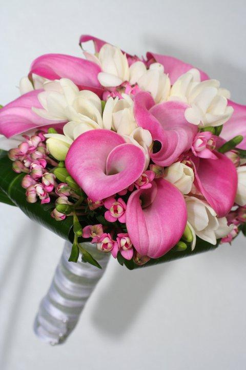 Svatební kytice :) - Obrázek č. 47