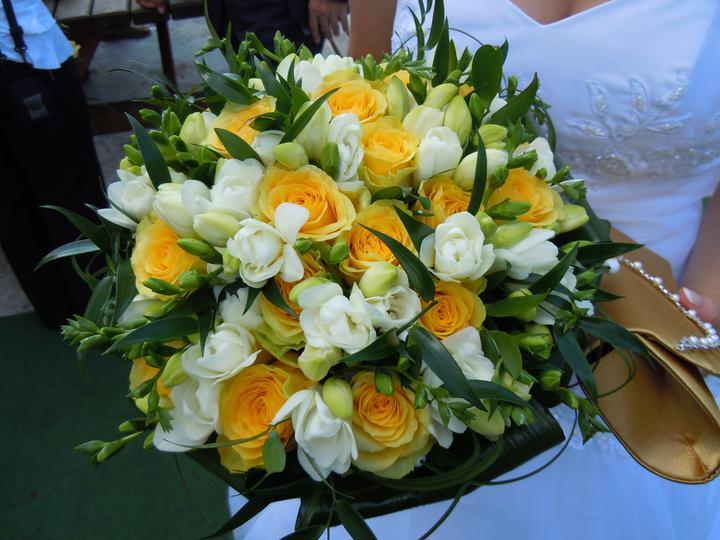 Svatební kytice :) - Obrázek č. 56