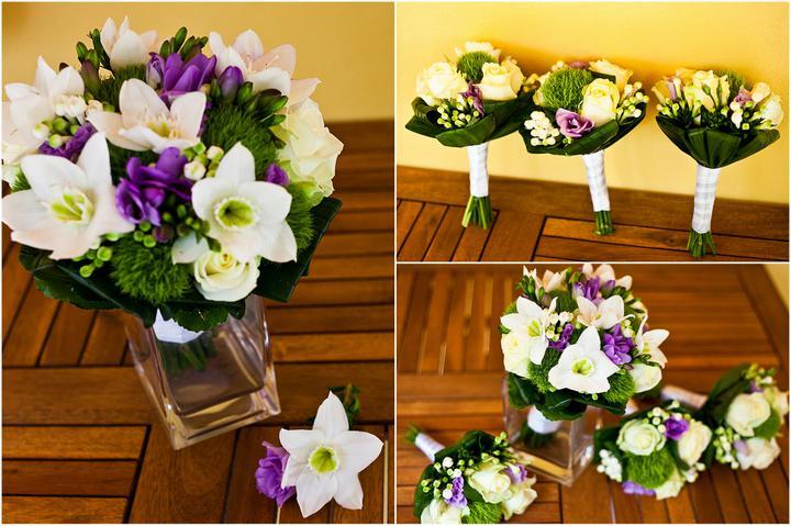 Svatební kytice :) - Obrázek č. 57