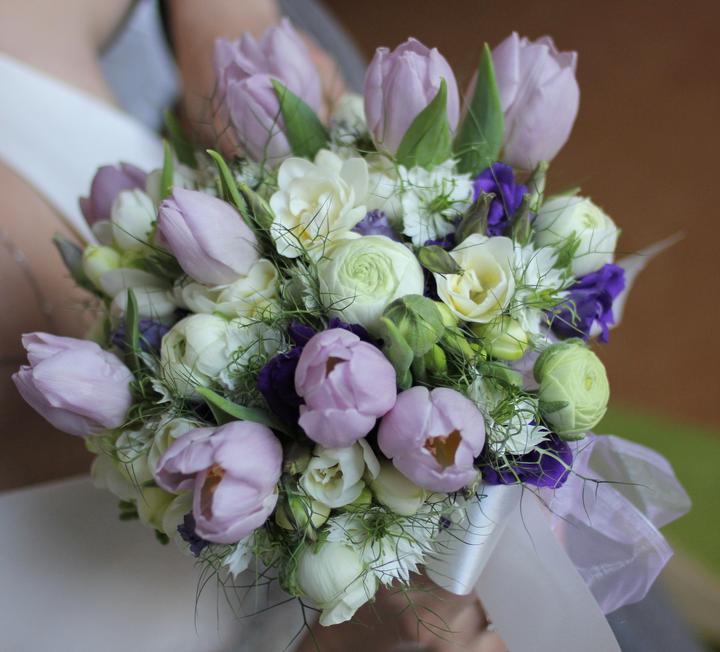 Svatební kytice :) - Obrázek č. 70