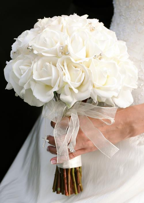 Svatební kytice :) - Obrázek č. 74