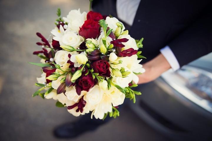 Svatební kytice :) - Obrázek č. 75