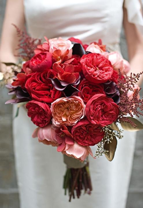 Svatební kytice :) - Obrázek č. 78