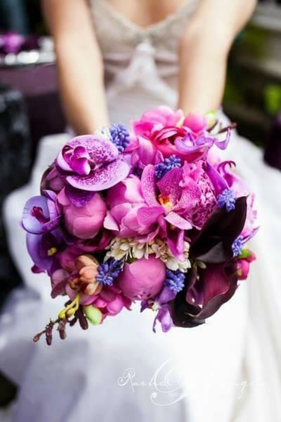 Svatební kytice :) - Obrázek č. 82
