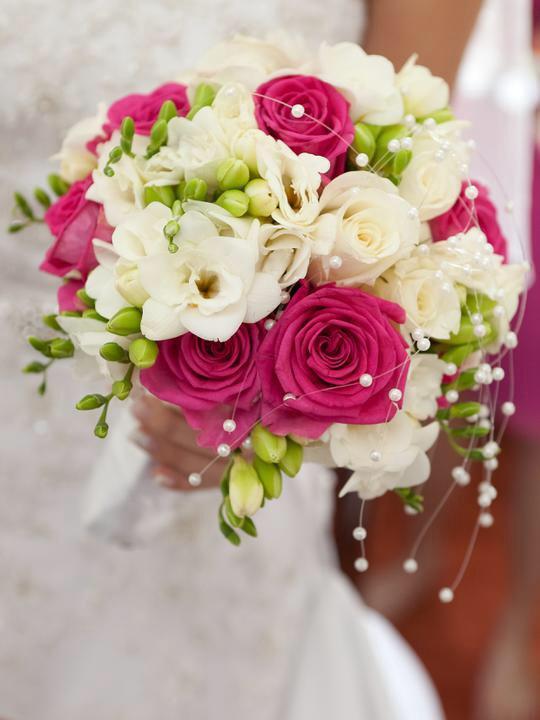 Svatební kytice :) - Obrázek č. 83