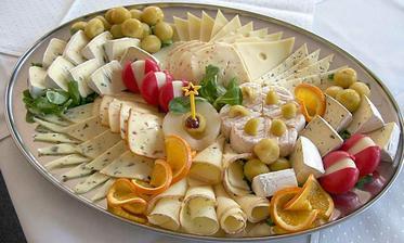 Sýrové mísy