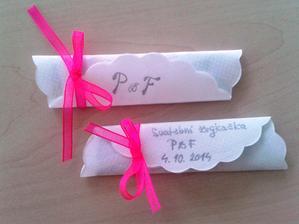 Svatební žvýkačky :)