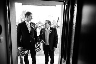 Dva muži mého života. <3