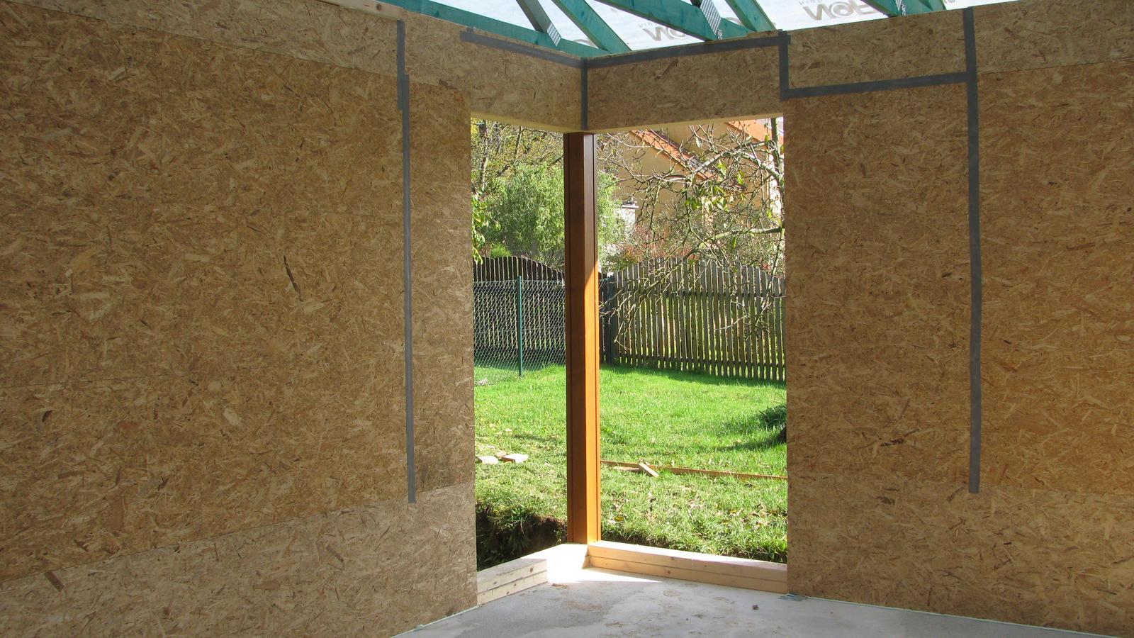 Naše DOMA 🏠 - druhé okno v obyváku