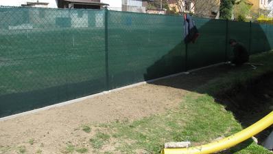 obrubníčky pod plot