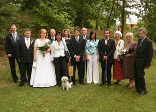 rodina ženicha