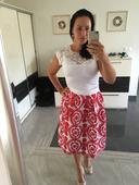 Sukňa dadoo , 40