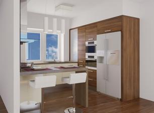 navrh moji kuchyne :-)