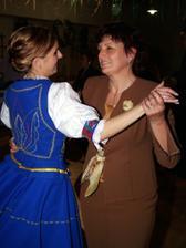 redový tanec s mamkou