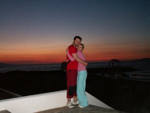 na svadobnej ceste na Kréte