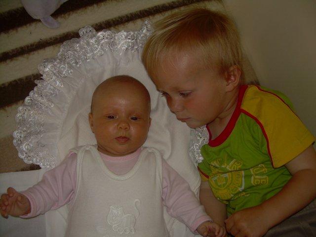 Markéta{{_AND_}}Jarda - Danielek a Viktorka