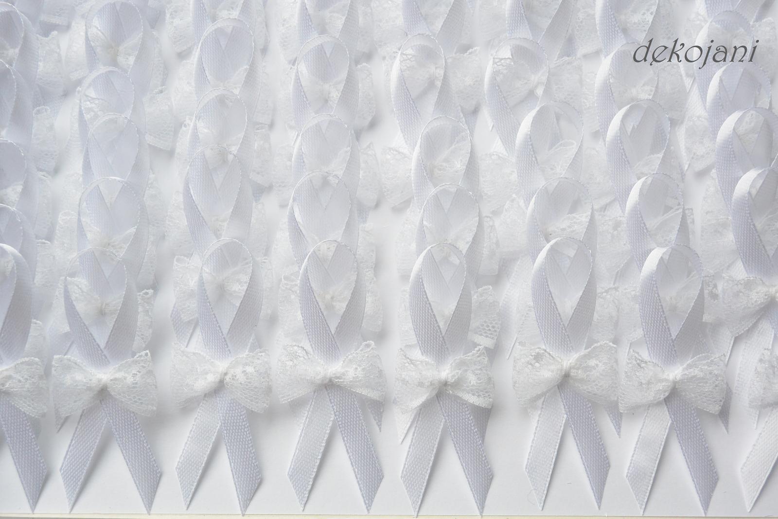 Vývazky- ve všech barvách na přání! :) - Krajkové vývazky...