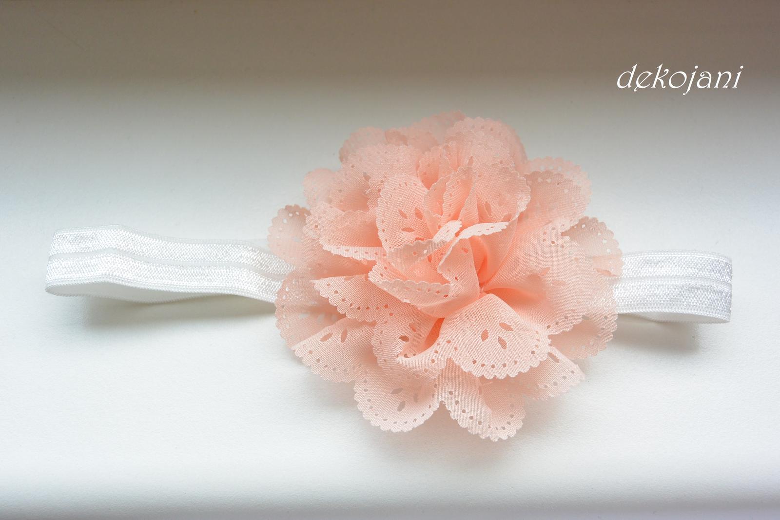 Čelenky, květiny do vlasů, náramky, obojek pro pejska... - Obrázek č. 45