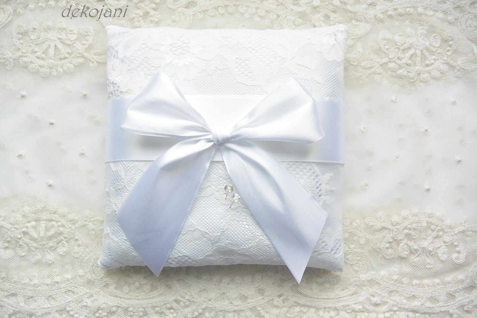 Luxusní svatební doplňky a dekorace. - Obrázek č. 4