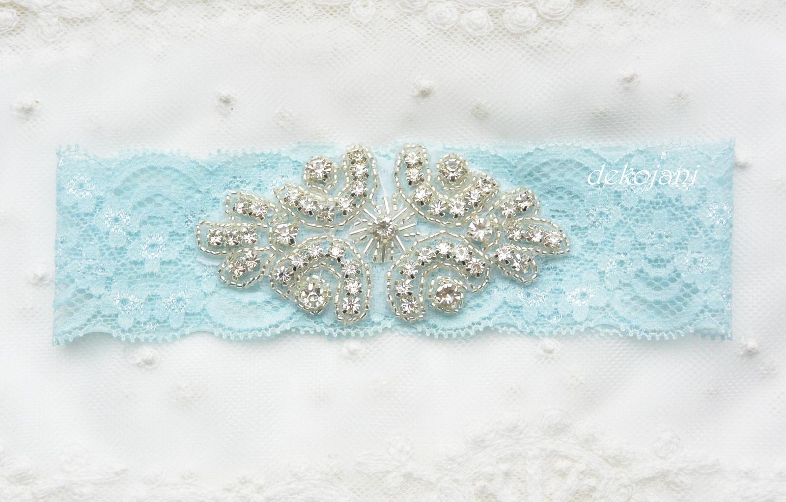 Luxusní svatební doplňky a dekorace. - Obrázek č. 13