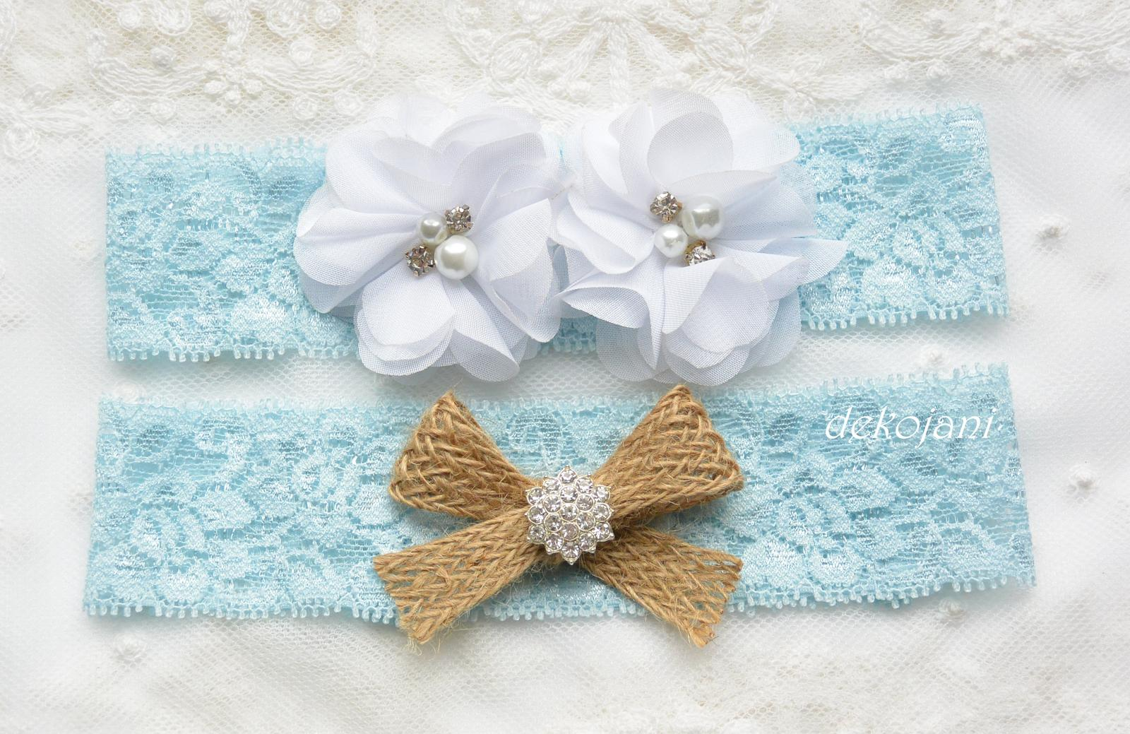 Luxusní svatební doplňky a dekorace. - Obrázek č. 33