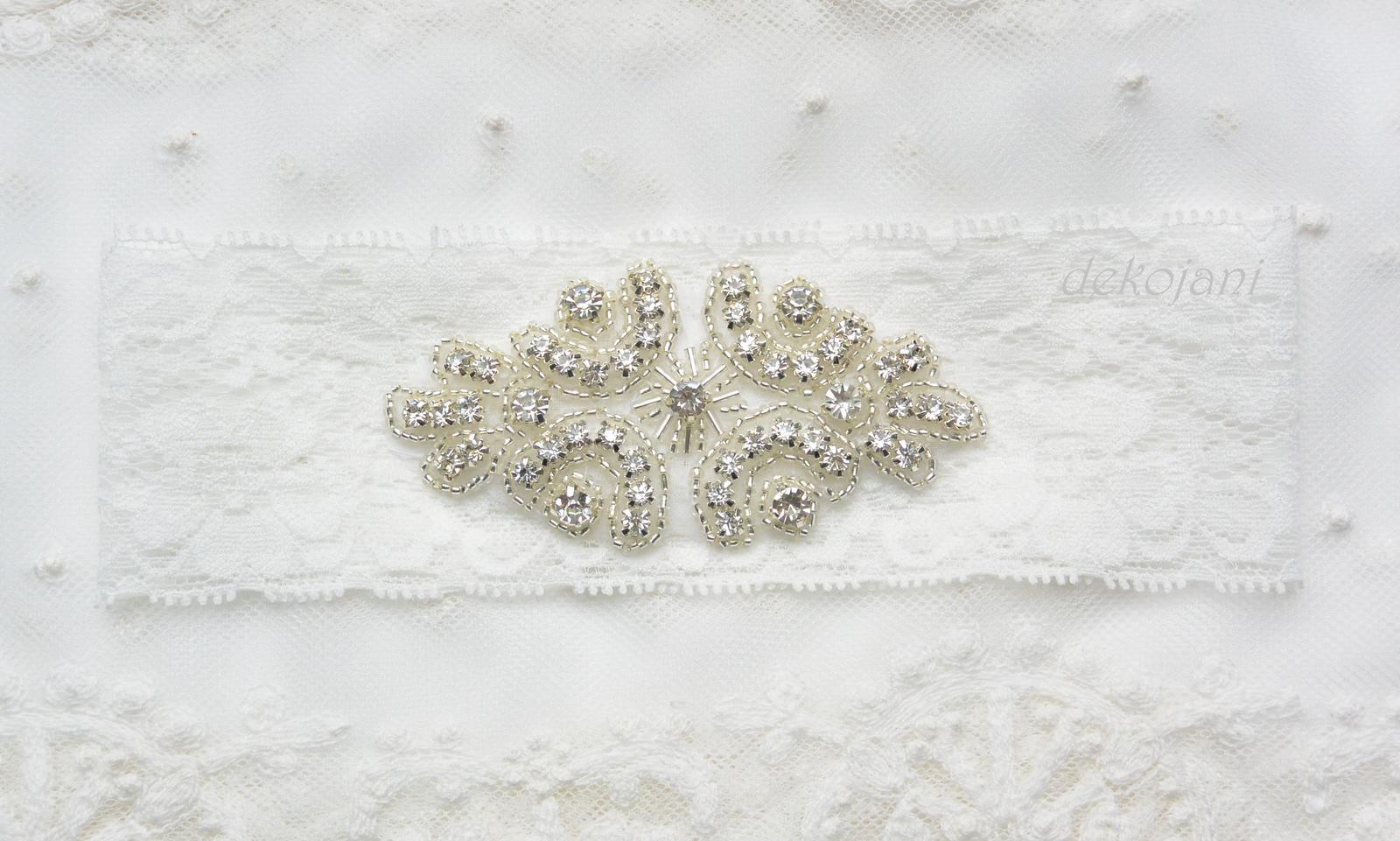 Luxusní svatební doplňky a dekorace. - Obrázek č. 37